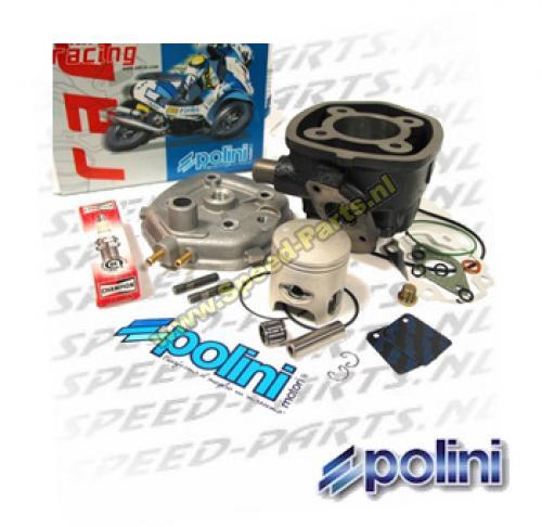 (WINTERSALE)Cilinderkit Polini - 70cc - Sport - Minarelli Horizontaal LC