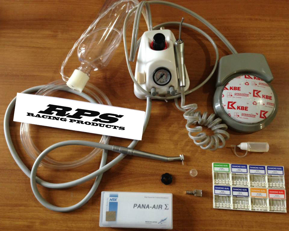 Gereedschap - Frees Kit Compleet - 90 graden