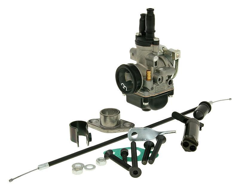 Carburateur kit Malossi PHBG 19 AS met KlemmFlens 24mm voor Honda Dio G, X8R