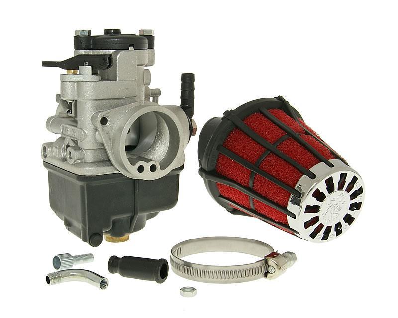 Carburateur kit Malossi MHR PHBL 25 BS voor Piaggio Maxi 2T