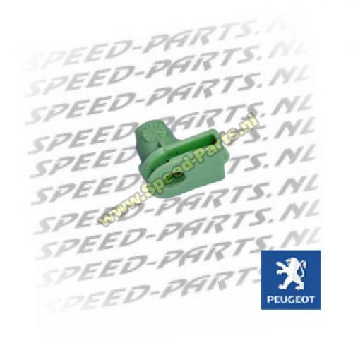 Plaatmoer Peugeot kunststof