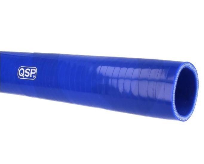 QSP Siliconenslang Blauw - 19 mm