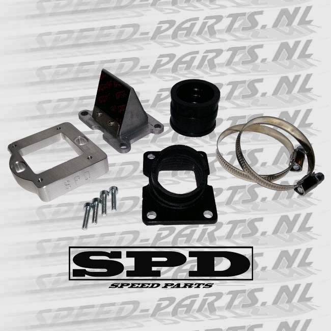 SPD - Big Valve inlaat kit - Piaggio