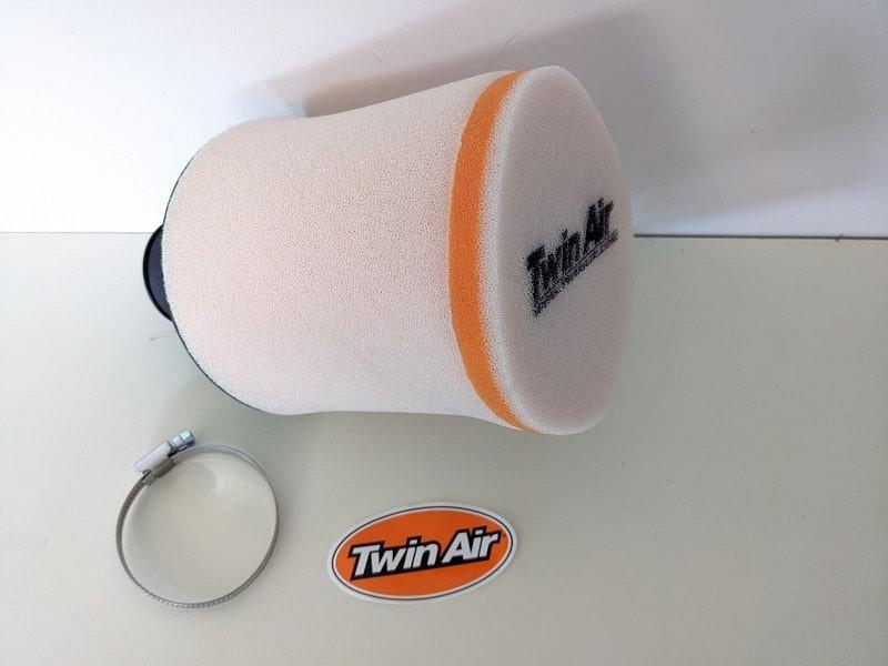 TwinAir Powerfilter schuim - 45 mm aansluiting / 125 mm diameter