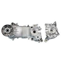 Motorblok / Carter set Polini voor Big Evolution 70 Cilinder voor Piaggio Zip LC met Trommelrem