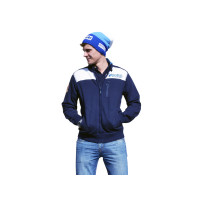 Wollmütze Polini Hi-Speed blauw