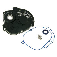Vertandingsdeksel Polini Evolution Gear Box voor Piaggio 12mm