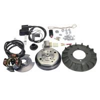 Ontsteking Polini analog met Licht voor Vespa 50 Special, ET3 125, Primavera 125 met 20mm Konus