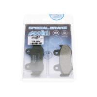Remblokken Polini organisch voor Honda NES SES PES/PS SH CH 125/150 4T