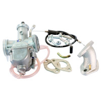 Carburateur kit Polini 22mm (Mikuni) voor LML Star 125, 150, 200cc 4-Takt