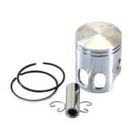 Zuiger Kit Polini 50cc 40mm, 10mm Pistonpen voor Minarelli