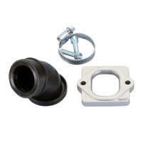 Spruitstuk Polini 360 30/33mm voor Piaggio met 26-28mm Mikuni VM Carburateur