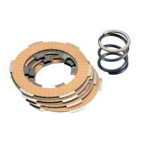 Koppelingsplaten Set Polini Kork voor Piaggio Ape 50, Vespa PK, Special, XL, ETS, Primavera ET3 50-125cc