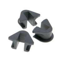 Variogeleiders Polini set van 3 stuks