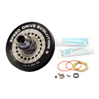 Poulies Kit Polini Speed Drive Evolution 3, 134mm voor Piaggio 1998-