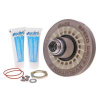 Wandler Kit Polini Speed Drive Iron 128mm voor Minarelli