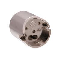 Vergaserschieber Polini 25mm, 40° voor CP Carburateur