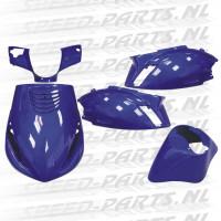 Kappenset DMP - Piaggio Zip - Blauw