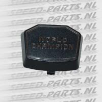 Afdekkap - Voorvork - Bovenplaat - World Champion - Kreidler