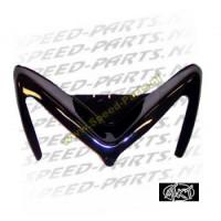 Booskijker koplamp MTKT - Yamaha Aerox - Zwart