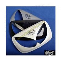Koplampmasker MTKT - Yamaha Bw's 2004> - Wit