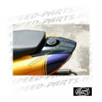 Tank / Duo Cover MTKT - Cpi Oliver / Focus - Zwart