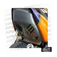 (SALE)Underseat race MTKT - Cpi / Keeway - Zwart