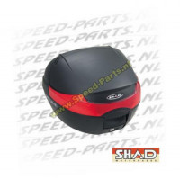 Topkoffer Shad - SH29 - Inclusief montageplaat