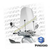 Windscherm - Piaggio Liberty / ET2 / ET4