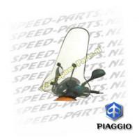Windscherm - Piaggio NRG