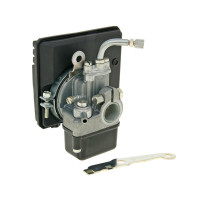 Carburateur kit Malossi SHA 13 voor Piaggio, Vespa Bravo, Superbravo