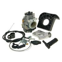 Carburateur kit Malossi PHBG 21 A met KlemmFlens 24mm voor Honda Camino