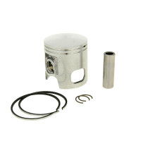 Zuiger Kit Malossi 70cc 47mm voor Kymco, SYM, Piaggio, Peugeot