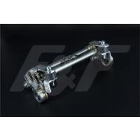 Yamaha Jog subframe (Minarelli / 2 fast carters) carburateur naar voren
