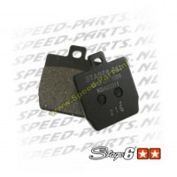 Remblokset Stage 6 Sport - S32 - Yamaha Aerox achter