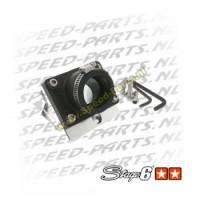 Inlaatkit Stage 6 - Spruitstuk + Wig - Minarelli Horizontaal - Aluminium