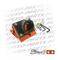 Inlaatkit Stage 6 - Spruitstuk + Wig - Minarelli Horizontaal - Oranje