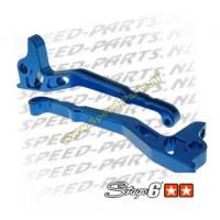 Remhevelset Stage 6 - CNC Type II - Yamaha Aerox - Blauw