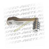 Kickstartpedaal Stage 6 cnc - Gilera & Piaggio - Aluminium