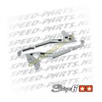 Remhevelset Stage 6 - CNC Type II - Speedfight - AJP - Chroom