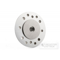 2Fast Cilinderkop (binnenkop) (blind) 52mm Minarelli LC