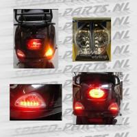 Knipperlicht - LED - Achter L+R - Vespa LX,S,LXV