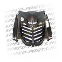 Grill Yamaha Aerox zwart