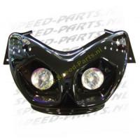 Koplamp BCD - Yamaha Aerox - Wit