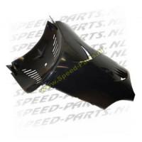 Onderspoiler DMP Yamaha Aerox - 3 Delig - Carbon