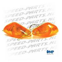 Knipperlichten DMP - Links & Rechts voor - Yamaha Aerox