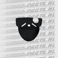 Dmp - Underseat -binnenspatbord zip2000/ zip2000sp - zwart achter