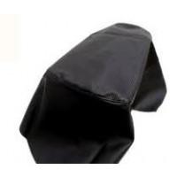Buddydek - Zwart - Met woord ZIP - Piaggio Zip