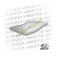 Zijschermset -  BCD - Yamaha Aerox - Wit