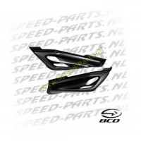 Side skirts - BCD - Peugeot Ludix - Wit